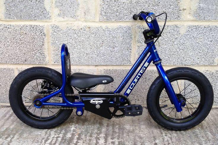 Bikes for children with dwarfism - Curtis Bikes