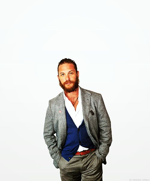Tom Hardy | Unpure thoughts indeed