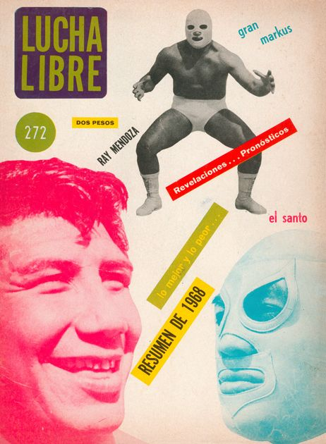 :: Lucha Libre :: #kiwibemine