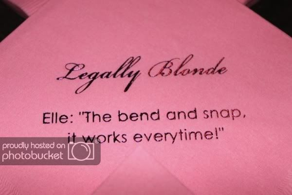 Pin By Ann Vandenberg On Alis Shower Bend Snap Legally Blonde