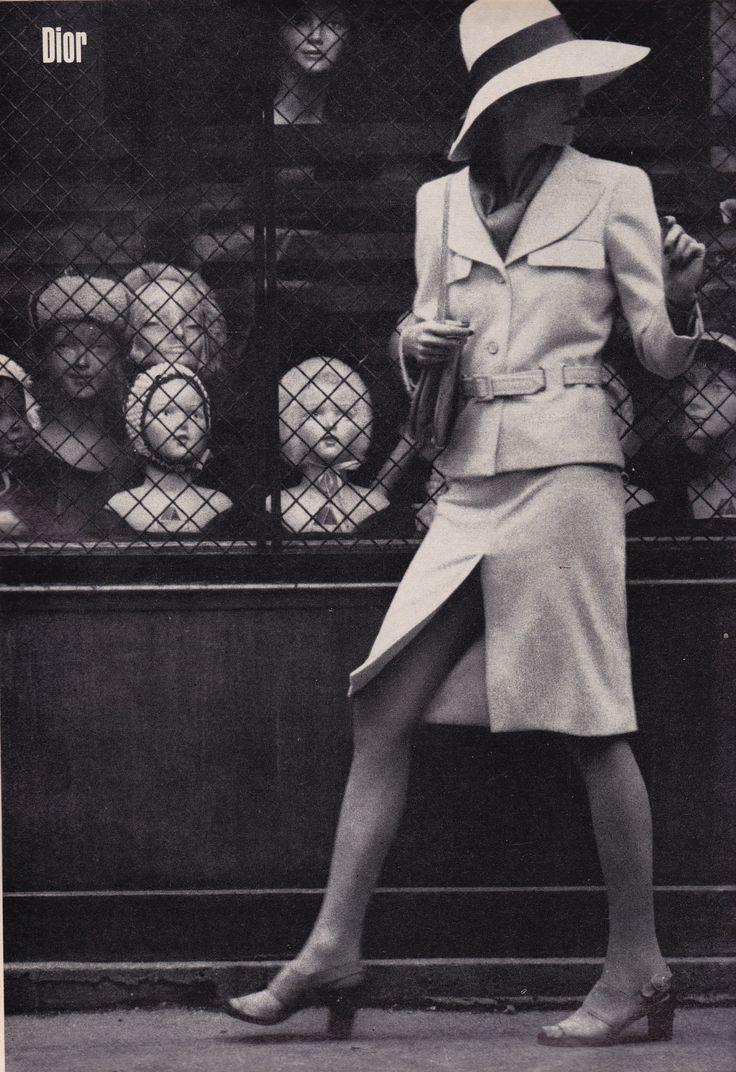 Helmut Newton - 1970's style