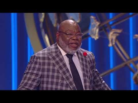 T D  Jakes - Treasures in the Darkness (2019) - YouTube