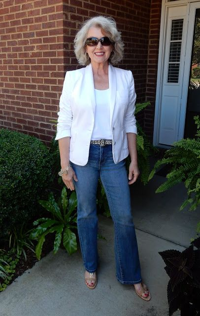 Fifty, not Frumpy                                                                                                                                                                                 More