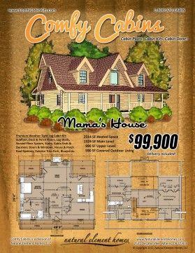 Log Cabin plans. Ideally....