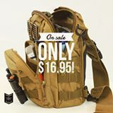 Our Tactical Sling Bags are on sale for only $16.95! Get yours now for Christmas! ▶️shop now at SurvivorTown.com ▶️Link in bio! . . . #Survivalist #prepper #preppers #survival #bugout #bushcraft #survivalcraft #urbansurvival #offgrid #shtf #preparedness #selfreliance #camping #donttreadonme #prepping #rewild #gethomebag #edc #fightorflightsurvivalgear #ourbushcraftgear