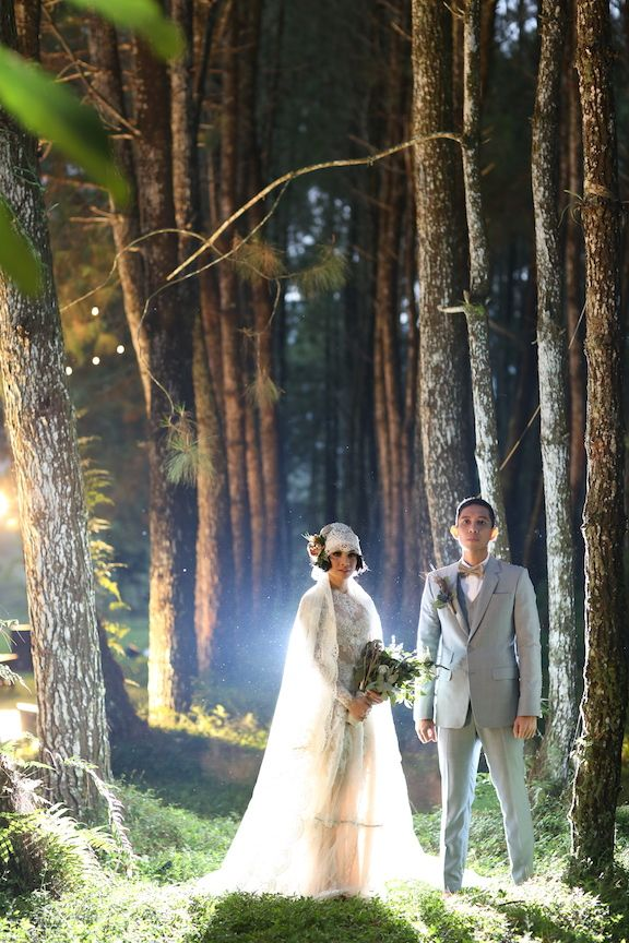 Andien Ippe: Exclusive Interview About The Wedding - the bride dept wedding pernikahan andien ippe pine forest bandung