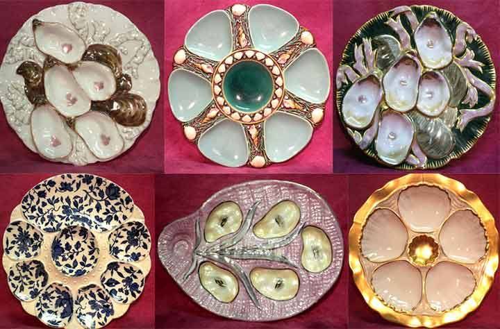 The Art of Oyster Plate Collecting   Garden & Gun