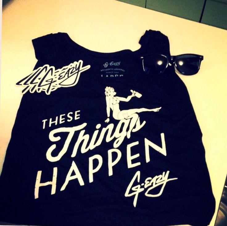 G-Eazy merch!!❤️❤️