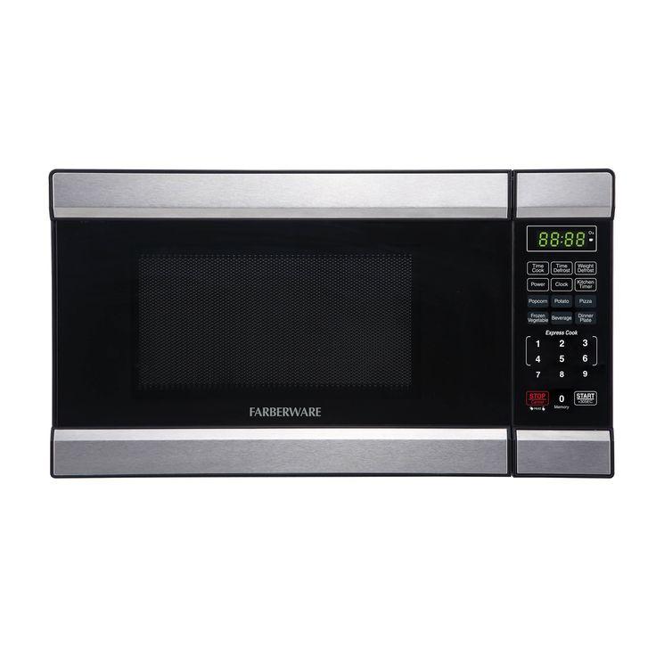 Farberware 0.7 Cubic Foot 700-Watt Microwave Oven,