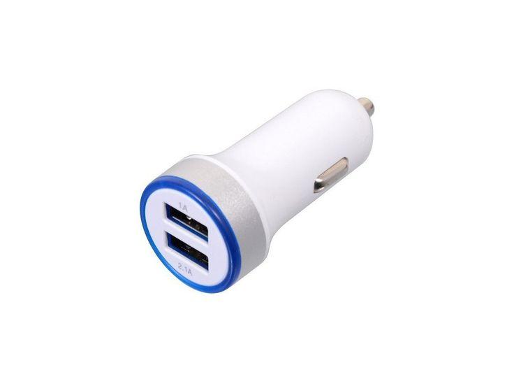 <p>Adaptér umožňující napájet či nabíjet USB zařízení z 12V či 24V zásuvky automobilového zapalovače. Vhodné pro MP3 přehrávače, mobilní telefony a další zařízení, která se nabíjejí či napájejí běžným USB zdrojem 5V až do příkonu 2100mA.</p>
