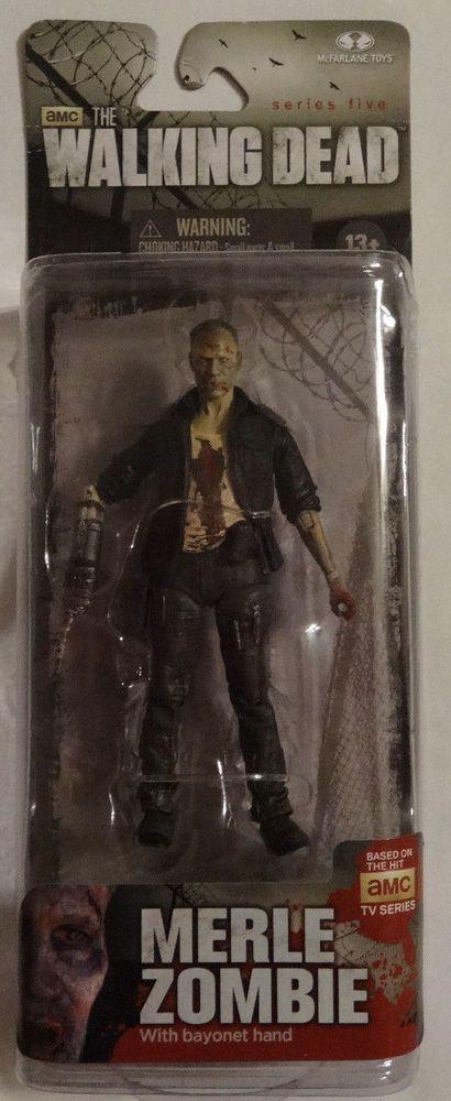 Mcfarlane The Walking Dead Series 5 Merle Dixon Zombie (1) Action Figure #McFarlaneToys