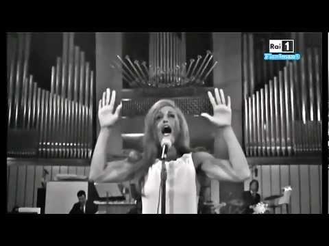 """♫ Dalida ♪ Ciao Amore Ciao♫ Video & Audio Restored HD. """"Ciao amore, ciao"""" è una canzone scritta dal cantautore italiano Luigi Tenco ed interpretata (in versioni separate) dallo stesso Tenco e da Dalida al Festival di Sanremo del 1967.  La canzone è tristemente nota per essere indissolubilmente legata al suicidio di Tenco, avvenuto a Sanremo il 27 gennaio 1967 dopo l'esclusione del brano stesso dalla finale del Festival."""