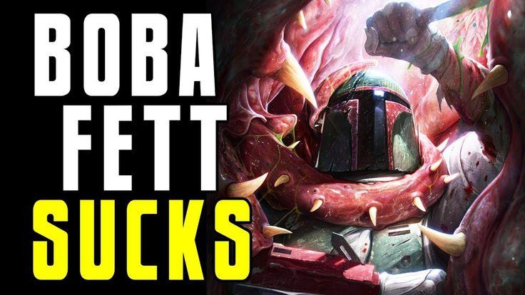 Why Boba Fett Actually SUCKS | Star Wars Explained - Jon Solo