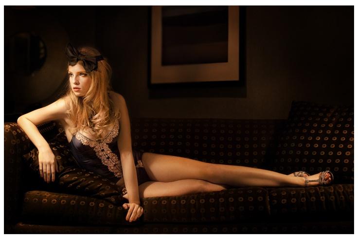 Shooting by Badger Photography for Maddy K's Bridal Boudoir Affair at Montreal's Hyatt Regency - http://badgerphotography.ca