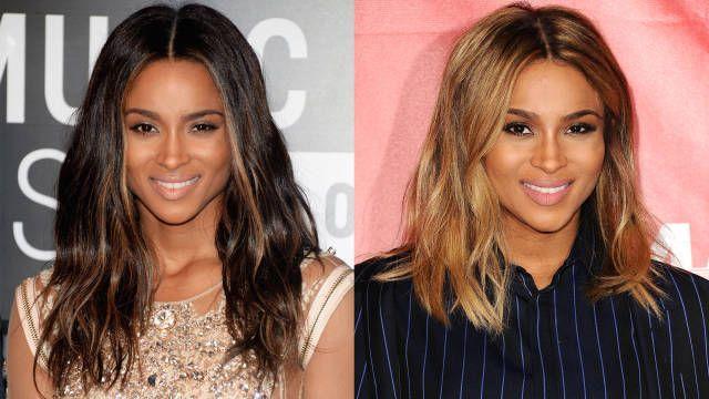 Celebrity inspiration for lighter hair color this summer season.