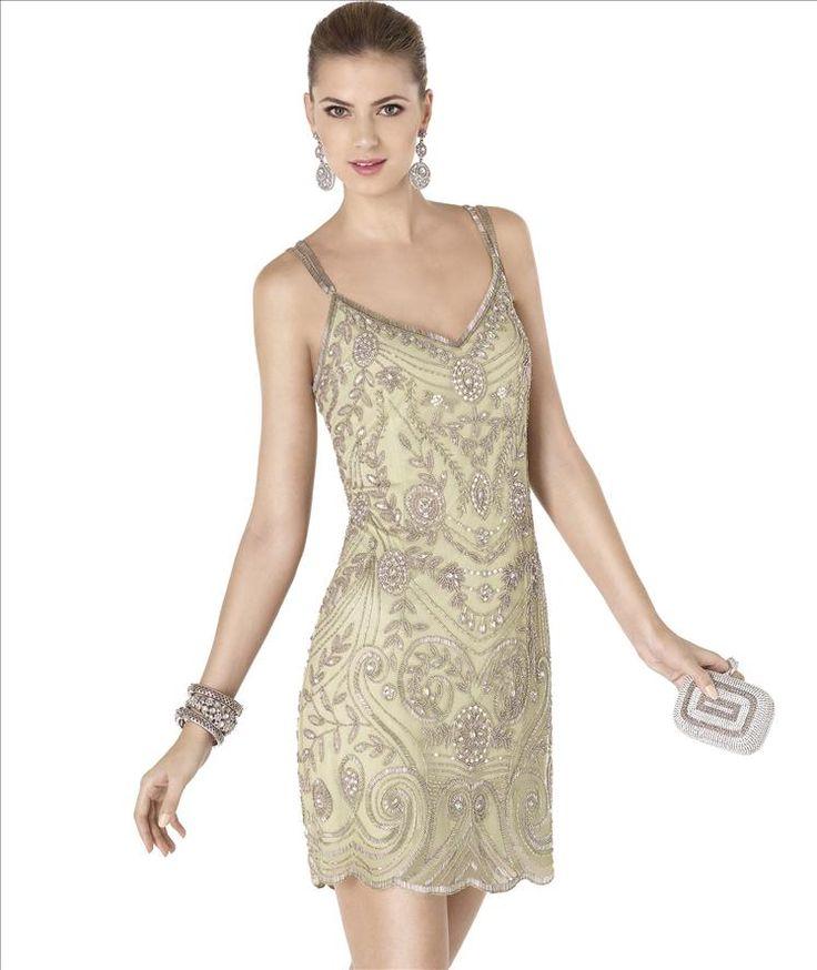Pronovias Anabel cocktail dress http://lamariee.hu/menyasszonyi-ruha-kollekciok/alkalmi-ruhak/pronovias-koktelruhak-2015