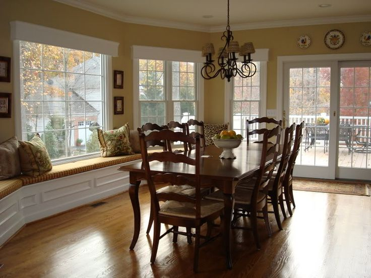 Idea for sunroom addition off kitchen gorgeous kitchen for Sunroom off kitchen design ideas