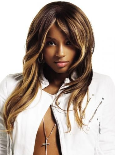 Celebrity Human Hair & Synthetic Wigs Celebrity Style Lace ...