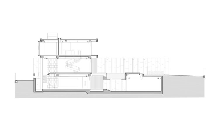 Gallery of 65BTP-HOUSE / Section