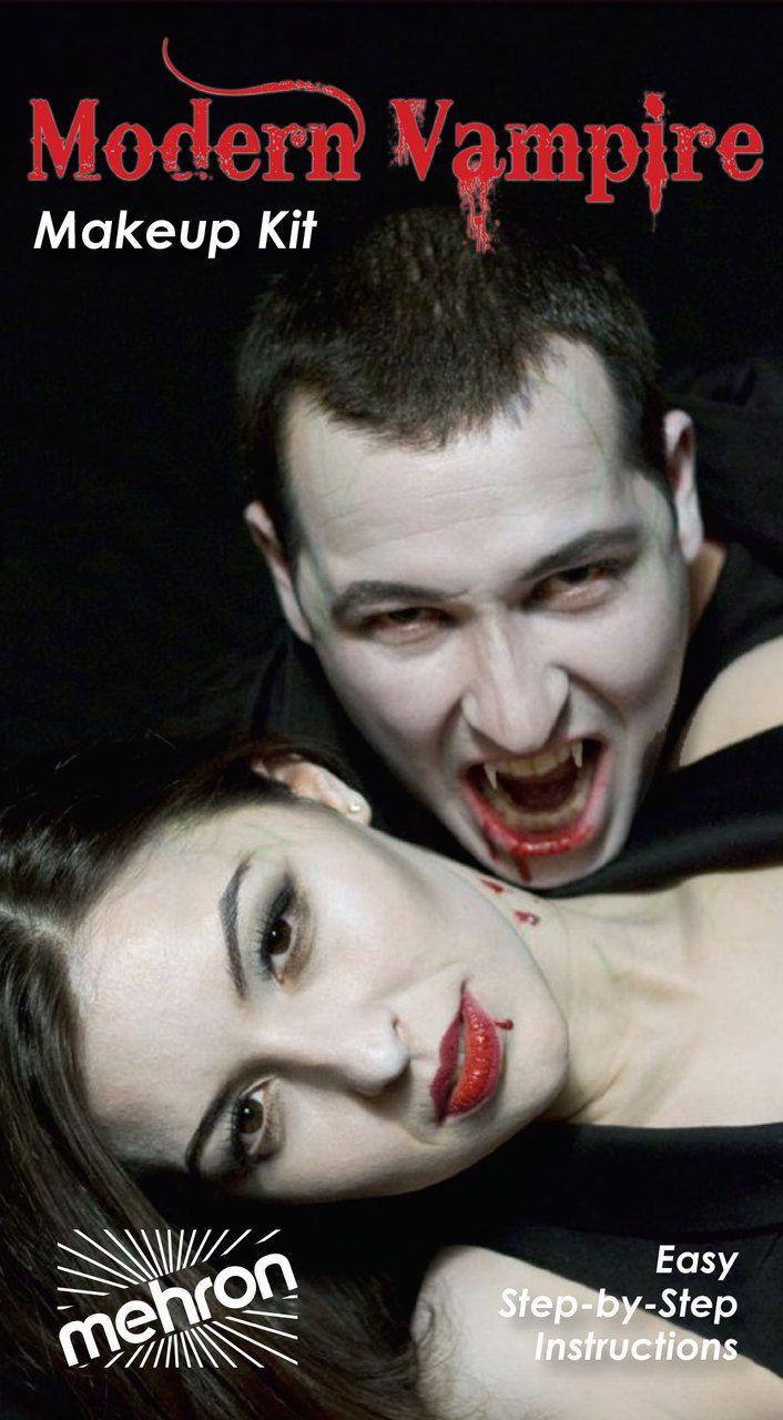 Mehron Modern Vampire - Premium Character Makeup Kit