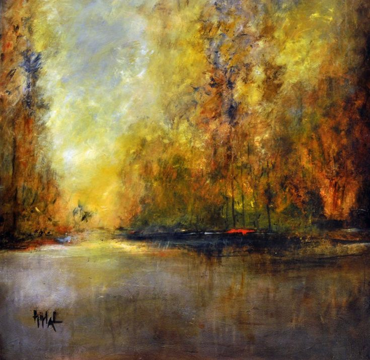 """""""Beyond That"""", painting by Nihal Kececi. Visit Art Galaxie to see more of her work: https://www.artgalaxie.com/index.php/nihal-kececi?utm_content=buffer32407&utm_medium=social&utm_source=pinterest.com&utm_campaign=buffer"""