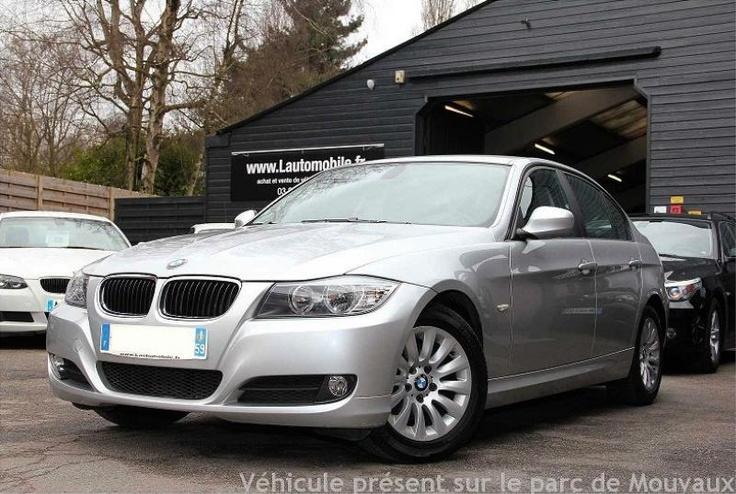 OCCASION BMW SERIE 3 (E90) 318D 143 CONFORT