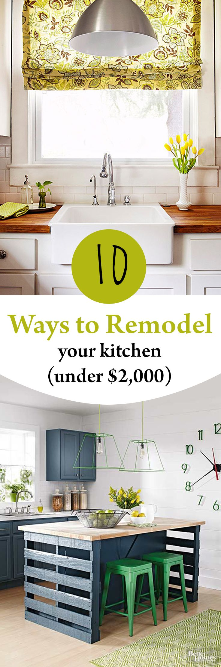 nice Cheapest Way To Remodel Kitchen #5: Top 25 ideas about Cheap Kitchen Remodel on Pinterest | Budget kitchen  remodel, Update kitchen cabinets and Cheap kitchen makeover