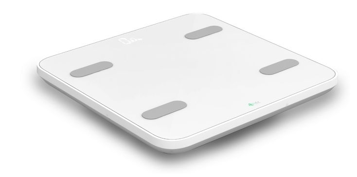 2/3rd view of PiFit Smart Scale
