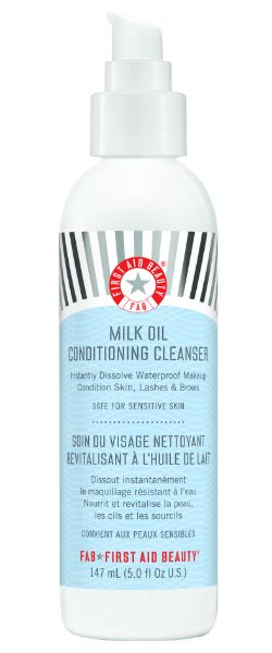 Caroline Hirons: First Aid Beauty Milk Oil Conditioning Cleanser