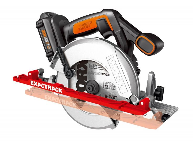 "Join 10 people right now at ""WORX ExacTrack cordless track saw makes any straightedge its track"" #crafts #entertainment"