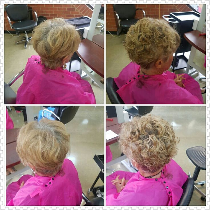 Perm and cut