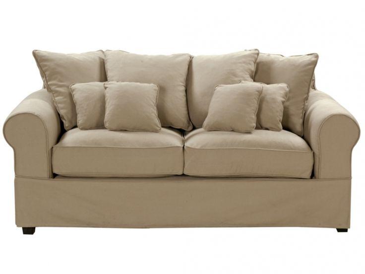 Les 25 meilleures id es de la cat gorie literie ray e sur pinterest lit de - Tache sur canape en tissu ...