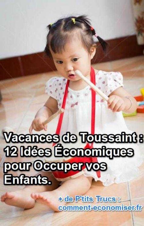 Vacances de Toussaint : 12 Idées Économiques pour Occuper vos Enfants.