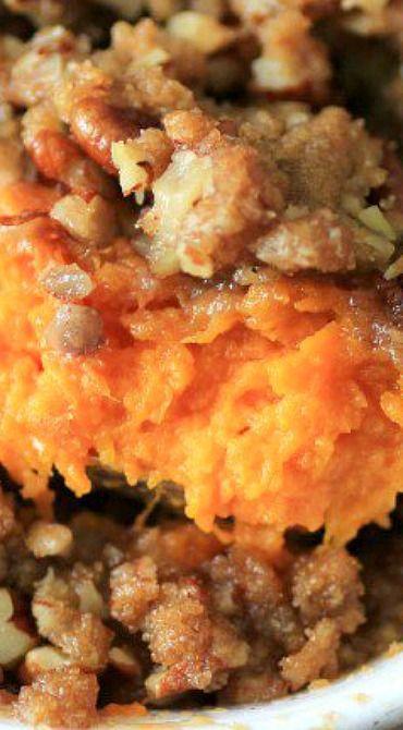 Ruth S Chris Copycat Sweet Potato Casserole Sweet Potato