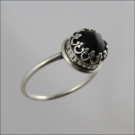 Join told vintage onyx rings