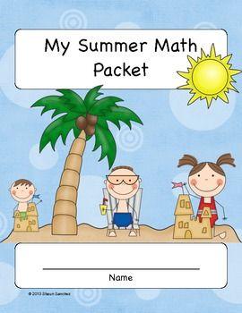 4th Grade Summer Math Workbook- Common Core Aligned- Top S