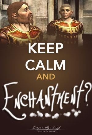 Dragon Age - lolllllllllll, oh Sandal!