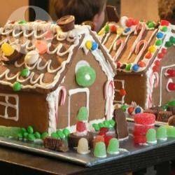 Iced Gingerbread House @ allrecipes.com.au