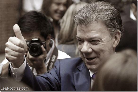Gobierno de Colombia iniciará negociación de paz con guerrilla del ELN - http://www.leanoticias.com/2014/06/10/gobierno-de-colombia-iniciara-negociacion-de-paz-con-guerrilla-del-eln/