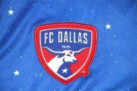 FC Dallas 17-18 Season Away Blue-White MLS Shirt Jersey [J712]