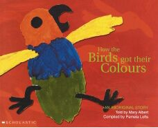 A classic book with great pictures for under fives. This book is based on a story told by Bardi woman Mary Albert to Aboriginal children living in Broome, Western Australia.