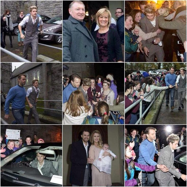 "I feel so bad for the Horans, especially Greg and Denise. Their day was gonna be perfect but then some idiotic ""fans"" felt the need to show up to the church and mob Niall yet again. When are people gonna realize that when Niall asks for some privacy with his family, he means he wants to be left alone so that he can spend some time with his family?"