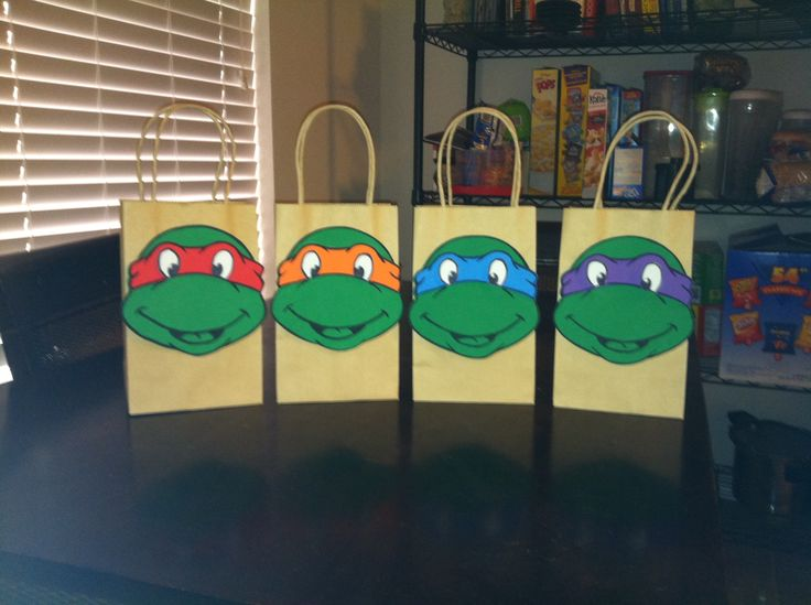 9 best Party ideas images on Pinterest | Ninja turtle party, 8th ...