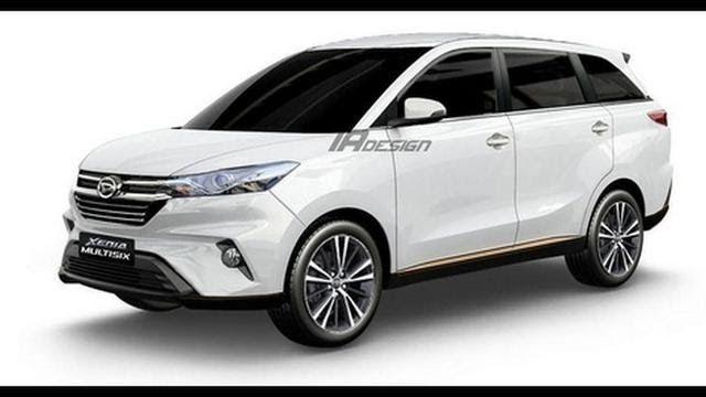 Gambar Mobil Xenia Tahun 2017 Inikah Sosok Avanza Xenia Generasi Terbaru Otomotif Liputan6 Com Download Mewahnya Calon Genera Toyota Mobil Mobil Keluarga