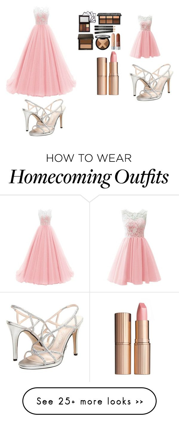 """""""Untitled #48"""" by brittneylove2015 on Polyvore featuring moda, Caparros i Charlotte Tilbury"""