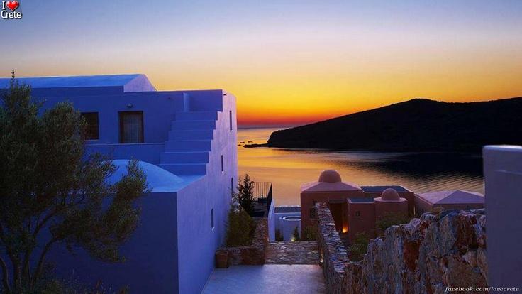 Elounda crete