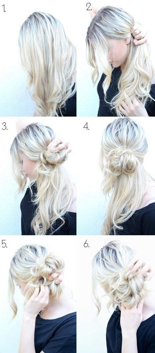 Since I have medium hair, this could come in handy! by winnie