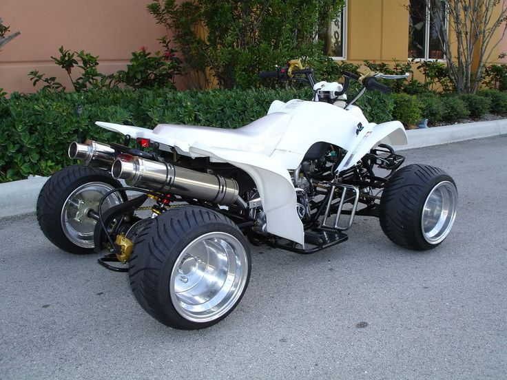 16 Best Street Quads Images On Pinterest Motorcycles Atvs And Bear