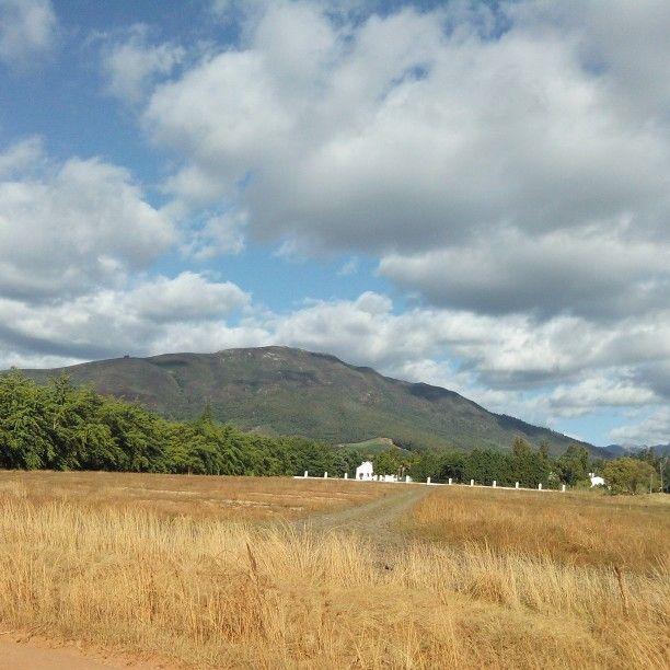 Groenberg (dormant volcano) Wellington South Africa