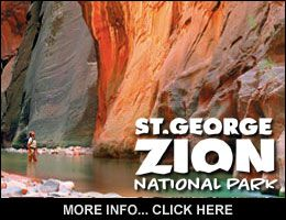 Zion Narrows Hike | Utah.com